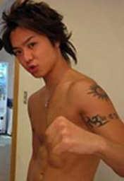 →TAKAHIROはEXILE加入前からタトゥーは入れています。